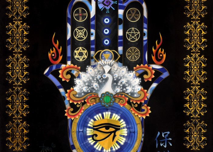 Hamsa—Protection for Your Journey