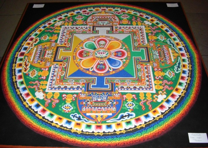 Mandala as a Prayer
