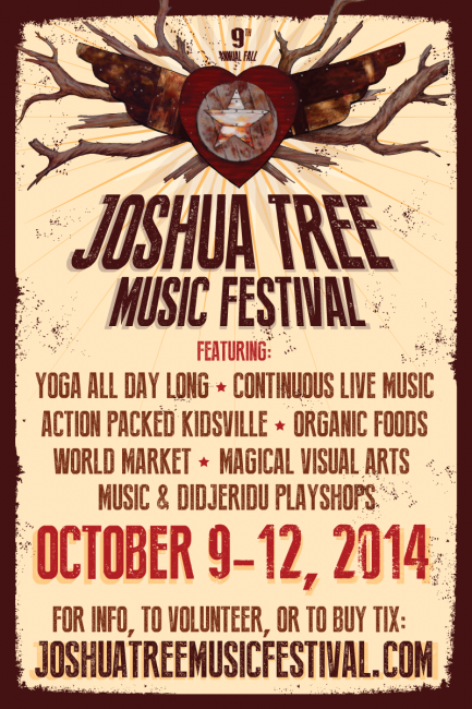 Joshua Tree Music Festival 2014