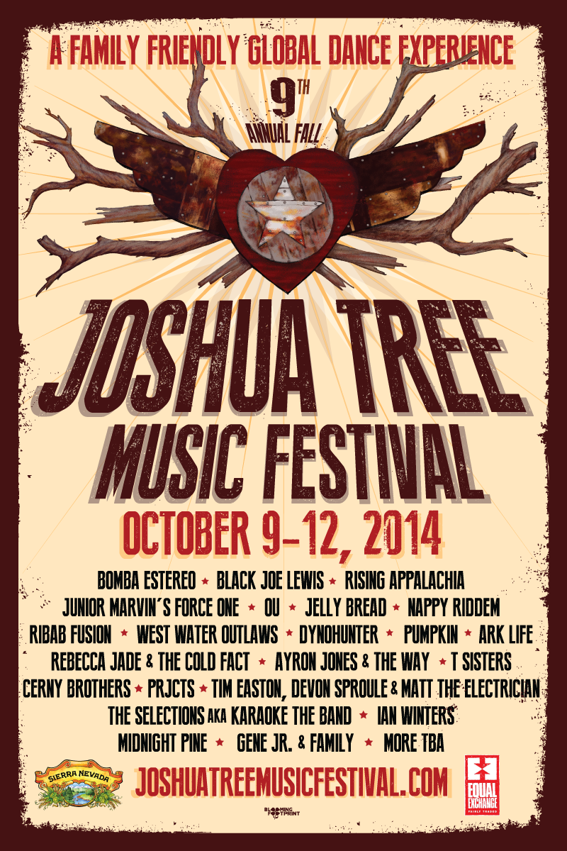 Aspen Moon at Joshua Tree Music Festival